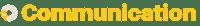 Communication logo 2